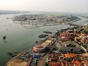 Climat : ajustement d'un projet en faveur de Dong Hoi et Hoi An