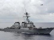 Appel à davantage d'opérations navales américaines en Mer Orientale