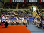 Le PM dialogue avec les ouvriers et travailleurs du Sud