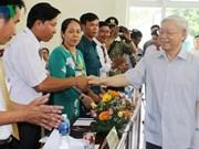 Secrétaire général : Phu Yen doit exploiter ses atouts
