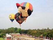 Thua Thiên-Huê : le Festival international de montgolfières 2016