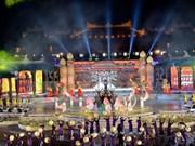 Clôture du Festival de Huê 2016