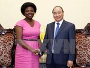Le PM Nguyen Xuan Phuc reçoit la directrice nationale de la BM au Vietnam