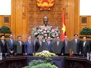 Le PM reçoit les ambassadeurs de neuf pays membres de l'ASEAN