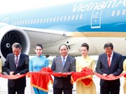 Inauguration de l'aéroport international Cat Bi à Hai Phong