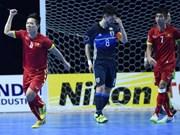 Futsal : le Vietnam qualifié pour la phase finale de la Coupe du monde 2016