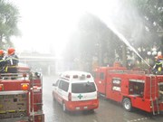 La République de Corée offrira des camions de pompiers au Vietnam