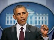 Point presse international sur la visite au Vietnam de Barack Obama