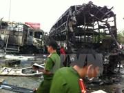 Les contrôles sont renforcés après le grave accident à Binh Thuân