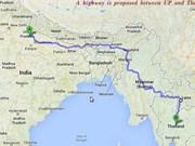 Inde, Thaïlande et Myanmar construisent une autoroute