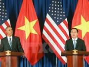 Déclaration commune Vietnam-Etats-Unis