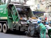 Une compagnie japonaise souhaite d'investir dans le traitement des déchets à HCM-Ville