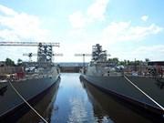 Russie et Vietnam discutent de la construction de deux  frégate russes Gepard