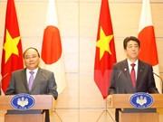 Nguyen Xuan Phuc achève sa visite au Japon pour participer au Sommet du G7 élargi