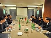 Renforcement de la coopération entre le PCV et les PC italiens