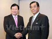 Le Vietnam favorise les activités des entreprises japonaises (vice-PM)