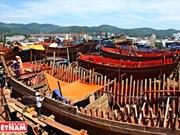 Quang Ngai, terre de construction navale