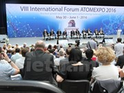 Le Vietnam au Forum international de l'énergie atomique en Russie