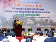 Tourisme et agriculture high-tech, deux priorités de Lam Dong