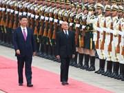 La Chine et le Cambodge renforcent leurs relations d'amitié traditionnellele