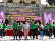 Campagne de promotion du tourisme de Hanoi