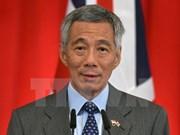 Le PM singapourien commence sa visite officielle au Myanmar