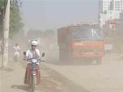 Le PM approuve un plan de contrôle de la qualité de l'air jusqu'en 2020