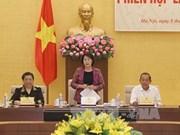 Sixième réunion du Conseil électoral national