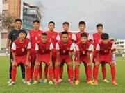 Le Vietnam sera présent à un festival régional de football des moins de 14 ans