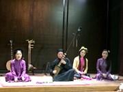 Escapade musicale dans le vieux quartier de Hanoi