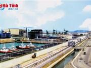 La zone économique de Vung Ang projette d'attirer 30 milliards de dollars d'investissement