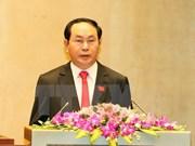 La visite du président Tran Dai Quang intensifiera la coopération traditionnelle Vietnam-Cambodge