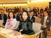 Le Vietnam participe à la 32e session du Conseil des droits de l'homme à Genève