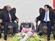 Vietnam et Cuba coopèrent dans la construction et le transport