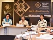 La Thaïlande organisera le premier Forum CLMVT 2016