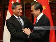 Singapour prêt à servir de passerelle entre l'ASEAN et la Chine