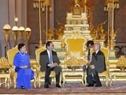 Le Vietnam et le Cambodge resserrent leurs relations