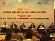 La révolution de la production apporte au Vietnam de nombreuses opportunités
