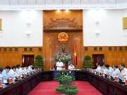 Le Premier ministre travaille avec les autorités de Ben Tre