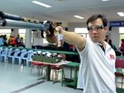 Le tireur Hoàng Xuân Vinh vise une médaille aux Jeux olympiques de Rio