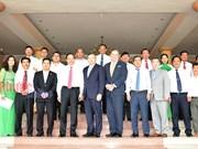 Le Canada souhaite fournir des services financiers aux entreprises à Binh Phuoc