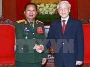 Approfondir l'amitié traditionnelle, la solidarité spéciale et la coopération intégrale Vietnam-Laos