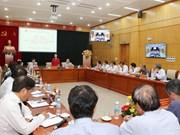 Les chefs d'organes de représentation à l'étranger contribuent à la coopération internationale