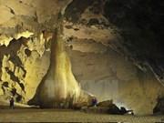 Découverte de 57 nouvelles grottes à Quang Binh