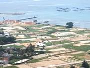 Île de Ly Son : un projet d'aménagement respectueux de l'environnement