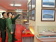 Exposition de cartes et d'archives sur Hoang Sa et Truong Sa à Tra Vinh