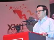 Le Parti communiste du Vietnam au 22e Forum de Sao Paulo au Salvador