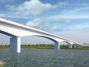 1.050 milliards de dongs pour un pont reliant Nghe An et Ha Tinh
