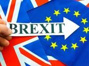 Brexit : l'UE insiste sur la feuille de route pour l'ALE avec le Vietnam