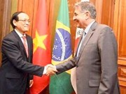 Vietnam-Minas Gerais (Brésil) : renforcer la coopération bilatérale